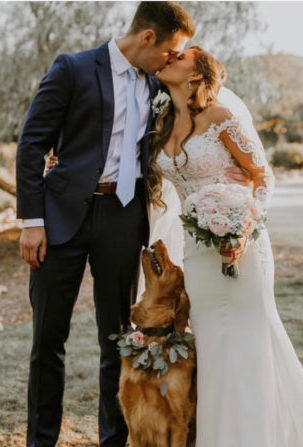 Pet Sitters and Dog Walkers for weddings in Kansas City