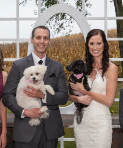 Pet Sitters for Weddings in Kansas City